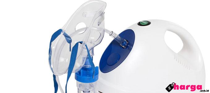Alat Nebulizer - (Sumber: medicalogy.com)