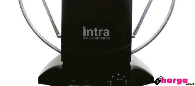 Antenna TV Indoor - (Sumber: lazada.co.id)