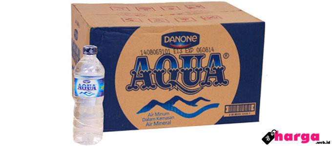 Aqua air mineral 600 ml 1 dus - supermetroemall.com