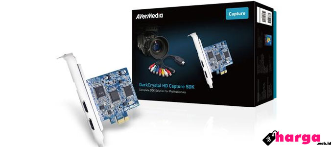 Avermedia DarkCrystal HD Capture SDK C727 - shop.avermedia-usa.com