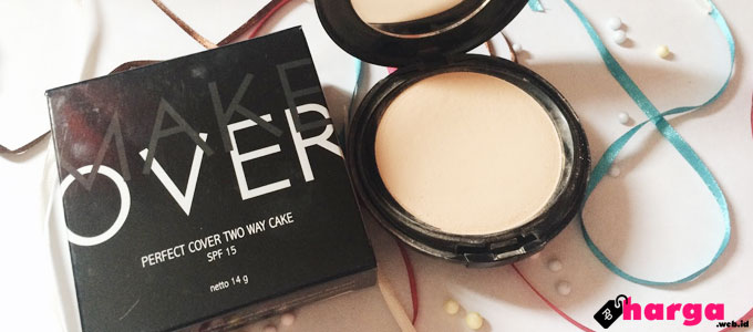 Bedak Makeover Two Way Cake - (Sumber: beautynesia.id)