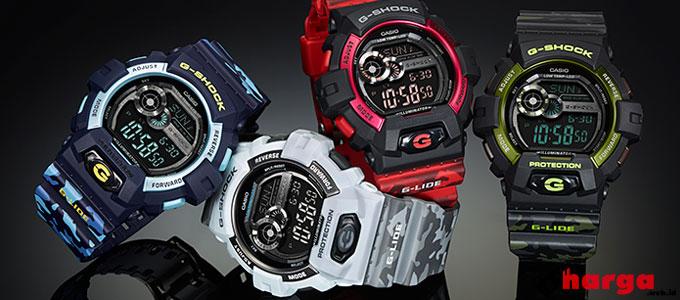Casio G-Shock GLS-8900CM-1DR - www.casio-intl.com