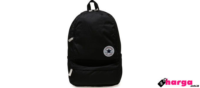 Converse Chuck Plus 1.0 Backpack almost black - www.lazada.co.id