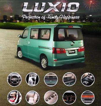 Harga Mobil Daihatsu Luxio Baru Dan Bekas 2015 Daftar Harga Tarif