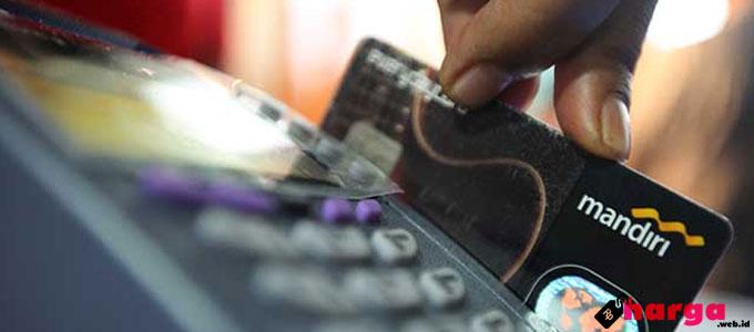 EDC Bank Mandiri - mediaindonesia.com