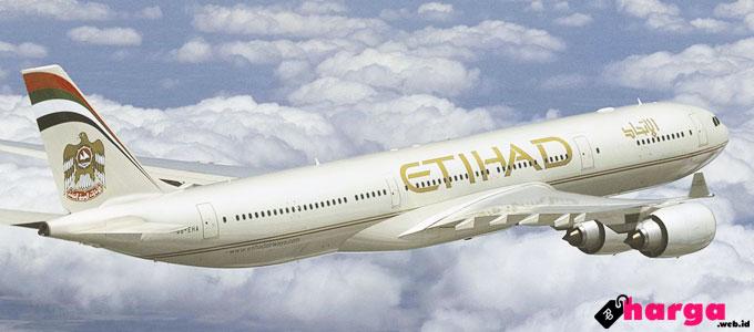 Etihad Airways - (Sumber: rehlat.ae)