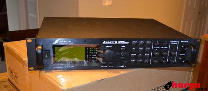 Fractal Audio Axe-FX II - en.audiofanzine.com