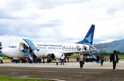 GA di Bandara Abdurrahmansaleh Malang