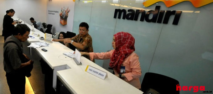 Giro Bank Mandiri - m.tempo.co