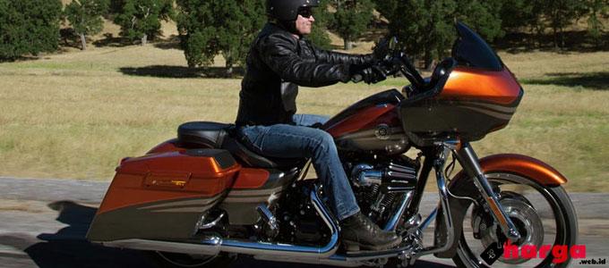 Harley Davidson CVO Road Glide - www.pinterest.com