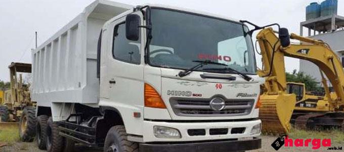 Hino Dump Truck 320TI - olx.co.id