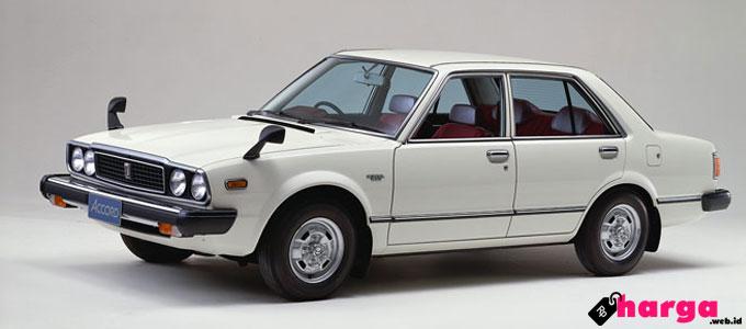 Honda Accord Generasi Pertama - icla.bosmobil.com