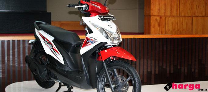 Honda BeAT - jackbiker.com
