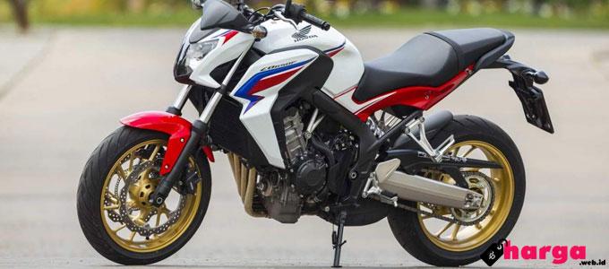 Honda CB650F - www.bikesdoctor.com
