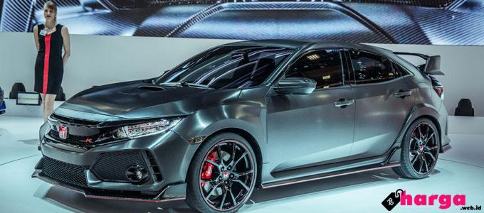Honda Civic Type R 2017 - topgear.com.my