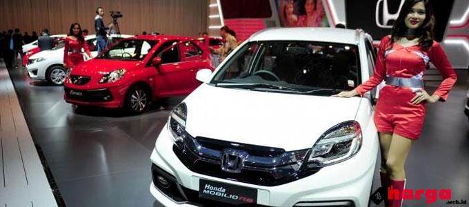 Honda Mobilio RS CVT - indonesiautosblog.com