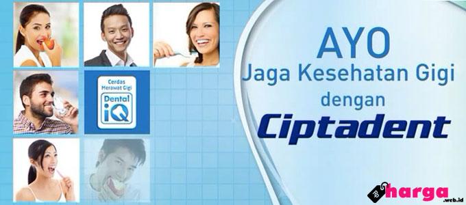 Contoh Iklan TV - (Sumber: ciptadent.co.id)