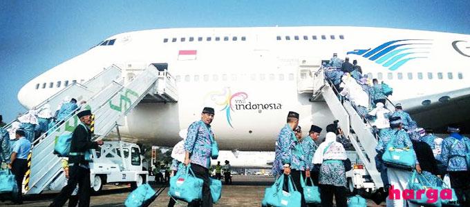 Jamaah Haji Indonesia - (Sumber: tribunnews.com)