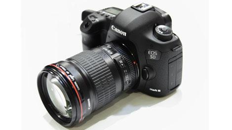 Kamera-DSLR-Canon