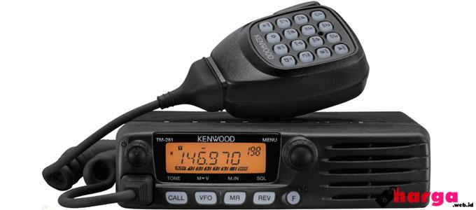 Kenwood TM-281A - www.universal-radio.com