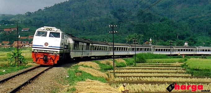 Kereta Api Argo Wilis - www.inddit.com