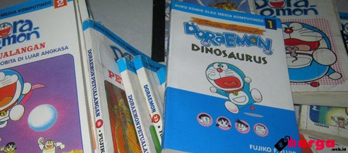 Komik Doraemon - playtoko.com