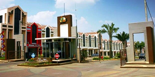 Kompleks Villa Nusa Indah