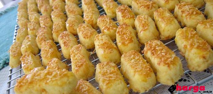 info resep amp harga kue kering kastengel 1 2 kg 500 gram