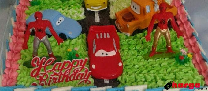 Kue Tart Ulang Tahun untuk Anak Laki-Laki - mulyaniasty.blogspot.co.id