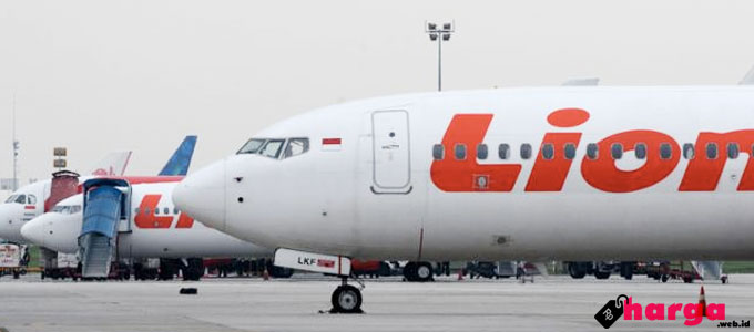 Maskapai Lion Air - (Sumber: tribunnews.com)