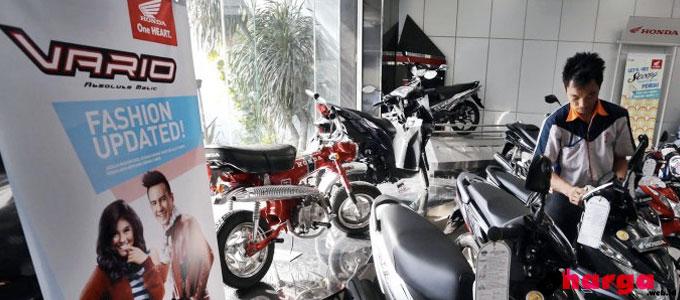 Berbagai Motor Honda - (Sumber: hondacommunity.net)