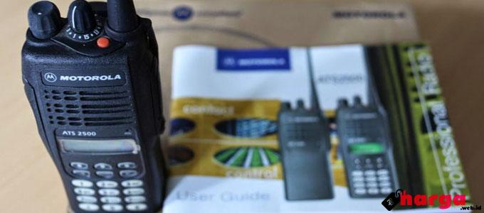 Motorola Handy Talky ATS 2500 - hargahtmotorola.blogspot.com