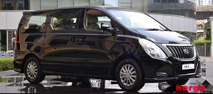 New Hyundai H-1 - otomotif.kompas.com