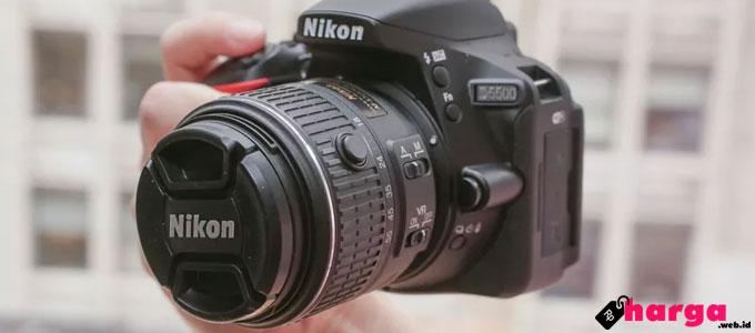 Nikon D5500 - www.cnet.com