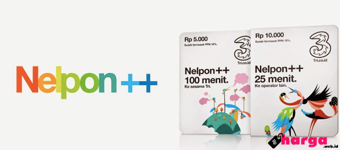 Paket Nelpon Tri - (Sumber: bursapaketinternet.com)