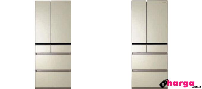 Panasonic kulkas 2 pintu NR-F510GT XD - www.blibli.com