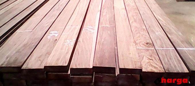 Papan Borneo - kayu-bibit.com