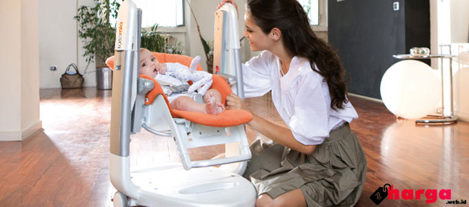 Peg Perego Tatamia High Chair - happy-baby.com.ua