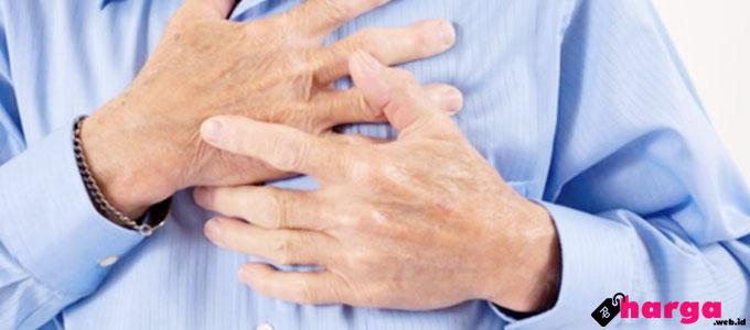 Penderita Penyakit Jantung - (Sumber: healthguide.net)