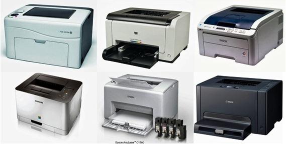 Printer Warna Laser