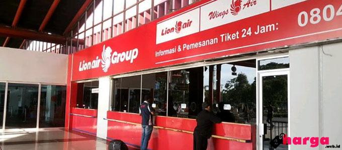 Reschedule Tiket Penerbangan Pesawat Lion Air - www.tribunnews.com