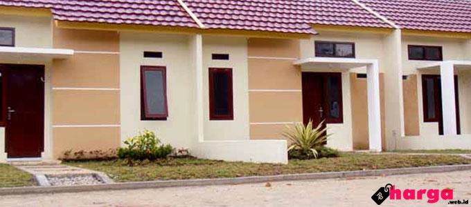 Rumah Bersubsidi - www.radarbangka.co.id