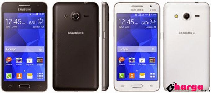 Samsung Galaxy Core 2 SM-G355H - www.netponsel.com