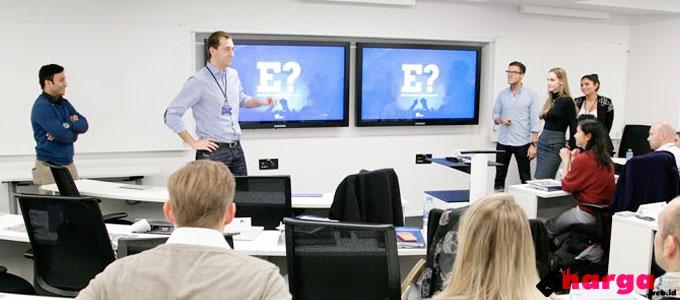 Sekolah Bisnis - (Sumber: ie.edu)