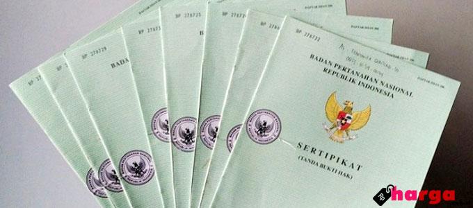 Sertifikat Tanah - www.sepulsa.com