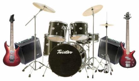 Harga Satu Set Alat Band Pro Studio Lengkap Mulai 12