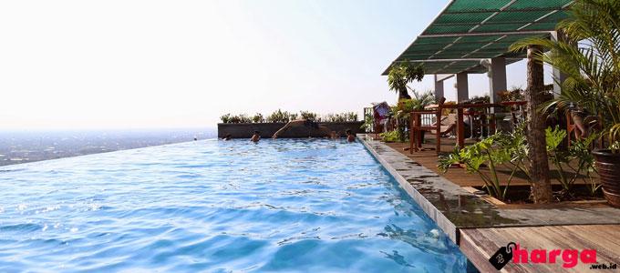 Sky Swimming Pool Star Hotel Semarang - erzonia.blogspot.co.id