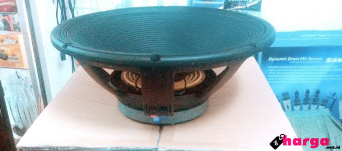 Speaker RCF P200 18 inch - (Sumber: bukalapak.com)