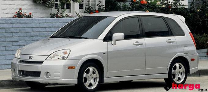 Suzuki Aerio - trueautosite.com