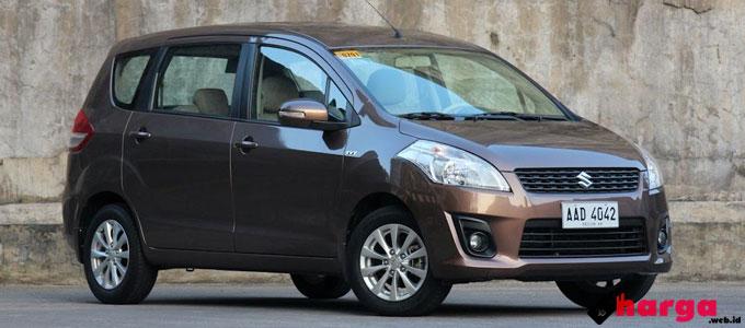 Suzuki Ertiga - www.carguide.ph